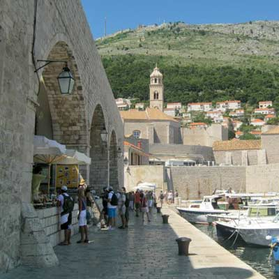Dubrovnik joy to explore