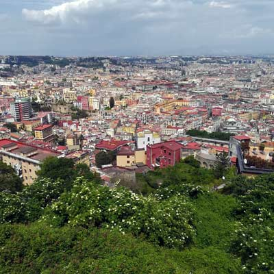 Naples hill view