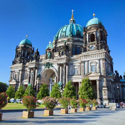 Berliner Dom cathedral berlin