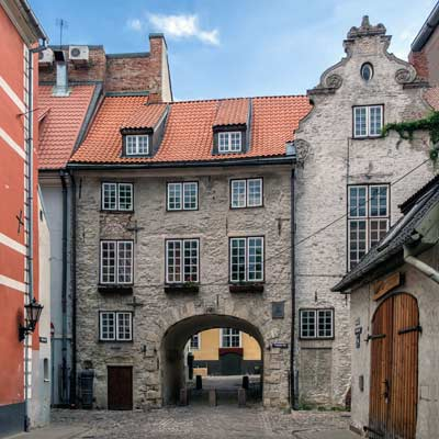 Swedish Gate riga