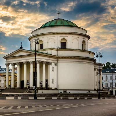 Saint Alexander's Church warsaw